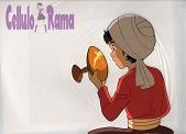 Aladdin & The Magic Lamp Cel 002 C16