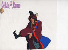 Aladdin & The Magic Lamp Cel 009 A27