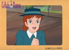 Anne of Green Gables Cel 005 B14 + BG