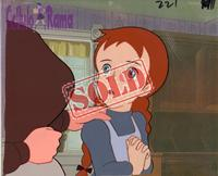 Anne of Green Gables Cel 007 A1 B1 C1 + BG
