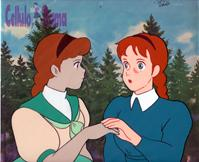 Anne of Green Gables Cel 011 B?END C?END + BG