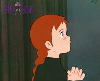 Anne of Green Gables Cel 013 A1 + BG