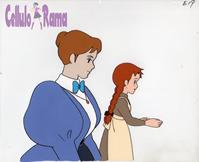 Anne of Green Gables Cel 016 A2 E19