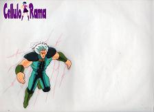 Fist Of The North Star Cel 16