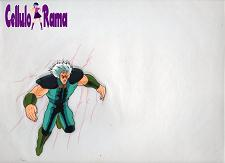 Fist Of The North Star Cel 19