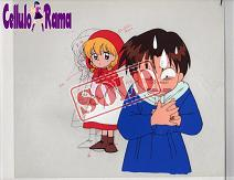 Little Red Riding Hood Chacha Cel 02 #D1End