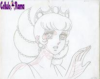 The Rose Of Versailles Sketch 001 A3